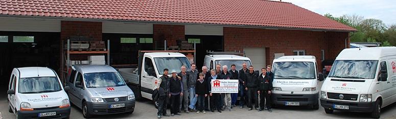 Bauunternehmen Heiko Husmann - Team